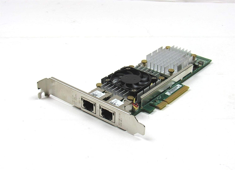 Dell W1GCR BROADCOM 57810S Dual Port 10GB Base-T Network Card 0W1GCR