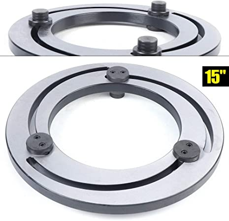 8/'/'  Steel Soft Jaw Boring Ring Adjustabl for CNC Lathe Chuck Soft Top Jaws Bore