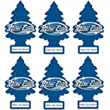 Little Trees 6 New Car Scent Air Freshener