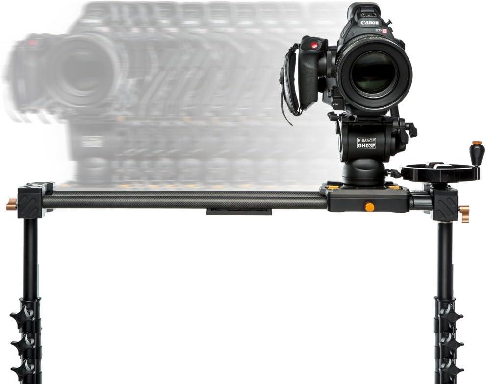 Vaorwne Tripod Mount for 1//4-Inch Threaded Motion Camera