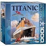 Titanic White Star Line Puzzle, 1000-Piece