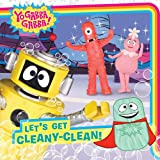 Let's Get Cleany-Clean!, Jean Mcelroy, 1416990992