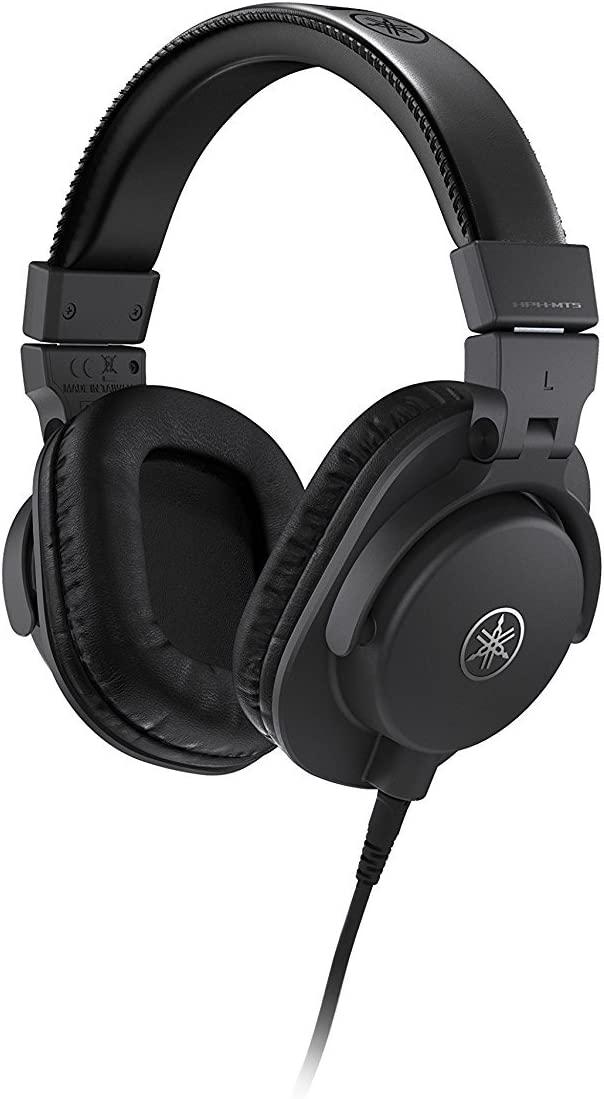 Yamaha HPH-MT5 Over-Ear Headphones