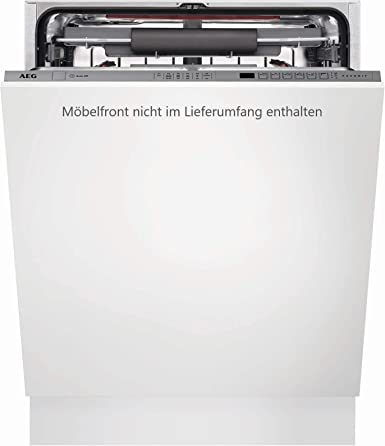 AEG FSE62700P plata Einbau-Geschirrspüler, vollintegrierbar, 60 cm ...