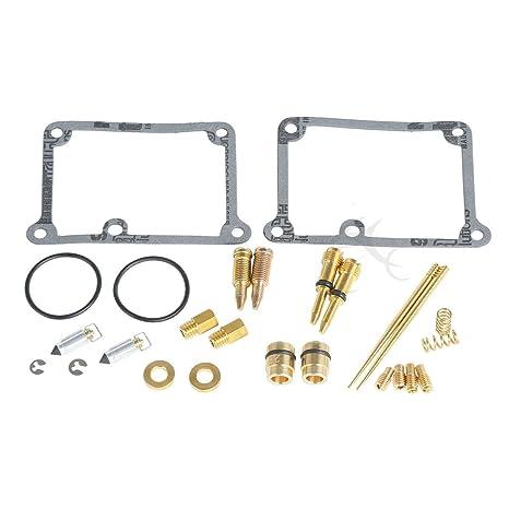 xfmt carburador Carb Kit de reconstrucción de reparación para Yamaha Banshee 350 YFZ350 88 – 06