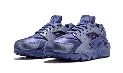 fe22f9bd3b90f6 ... usa nike womens wmns air huarache run prm blue legend blue legend 6.5  us 0de6d a0b43