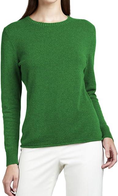 Parisbonbon Womens 100/% Cashmere Turtleneck Tops Sweater