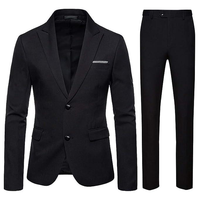 tailleur giacca e pantaloni eleganti uomo