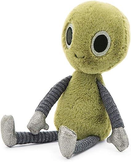 Small 9 inches Jellycat Zalien Stuffed Animal