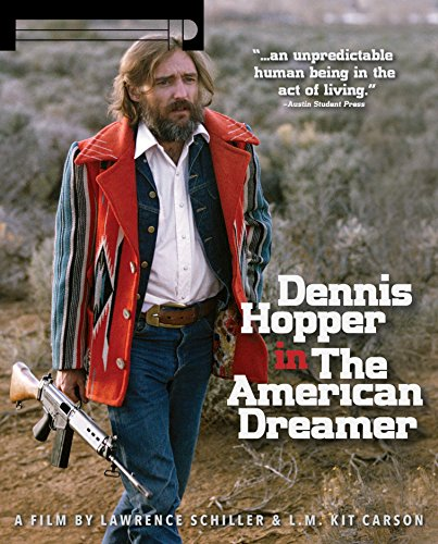 The American Dreamer (Dennis Hopper Documentary) (Blu-ray + DVD Combo Pack)