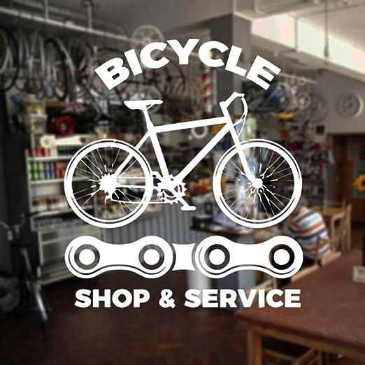 Modeganqingg Tienda de Bicicletas Tatuajes de Pared Servicio de ...