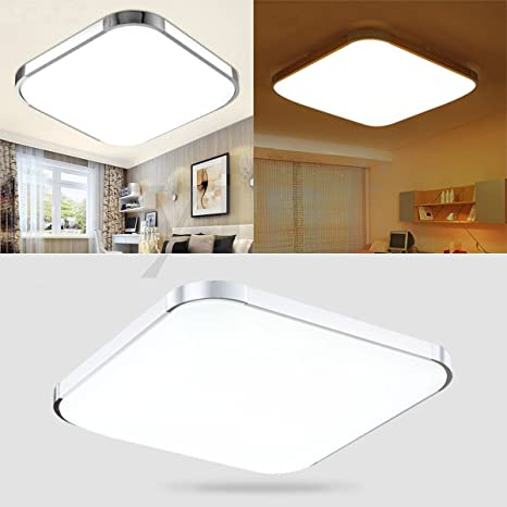 Kitchen down lighting India Paye Modern Led Ultraslim Ceiling Down Light Bathroom Kitchen Panel Wall Hallway Lamp 24 Amazoncom Amazoncom Paye Modern Led Ultraslim Ceiling Down Light Bathroom Kitchen Panel