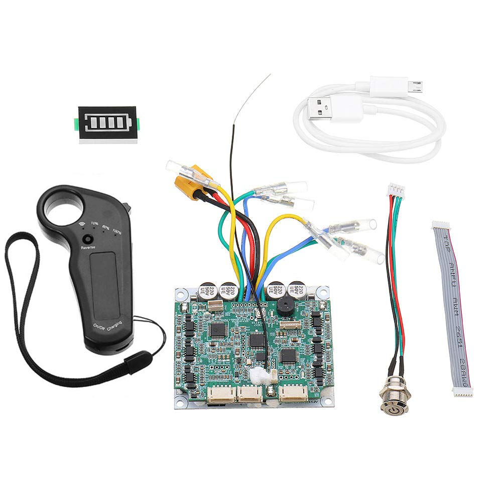 Amazon.com: Esk8Club DIY Kit de monopatín eléctrico ESC con ...