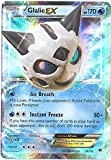 Pokemon - Glalie-EX 34 162 - XY BREAKthrough - Holo