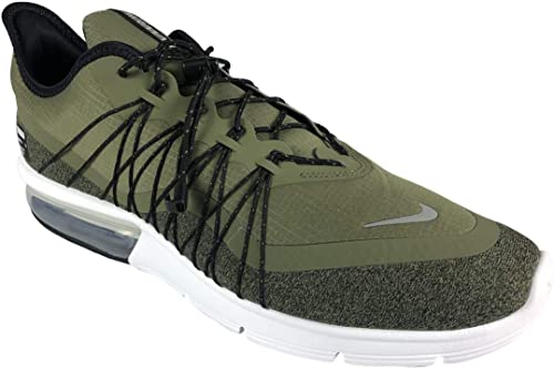 Nike Air Max Sequent 4 Utility Hommes Running Trainers