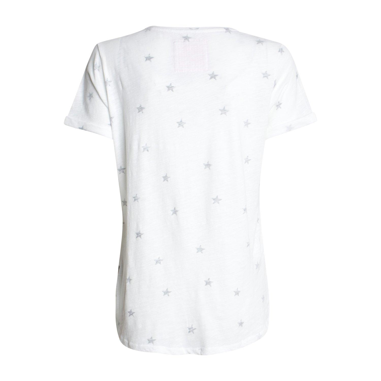 Damen T-Shirt CIRSTEN - von Lieblingsstück - Farbe Offwhite (XS):  Amazon.de: Bekleidung