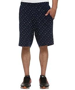 VIMAL Men's Shorts (XX-Large, Navy)