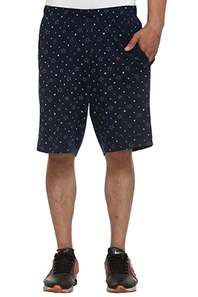 VIMAL Men's Cotton and Crush Shorts Men's Shorts at amazon
