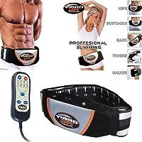 Vinteky Slimming Heat Vibro Shape Professional Vibration Tone Body Belt Tummy Massager