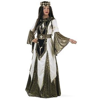Limit Sport - Disfraz medieval de reina de las cruzadas, para ...