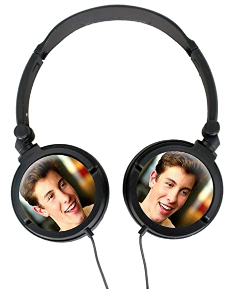 shawn-mendes-custom-ear-lightweight-foldable-noise-reduction-stereo-portable-music-gaming-headset by higservice