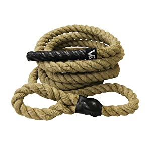 Valor Fitness Sisal Climbing Rope