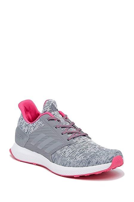 new styles d029d e2caa Amazon.com | adidas Girls(Big Kid) Rapida Run Lux Sneaker | Running
