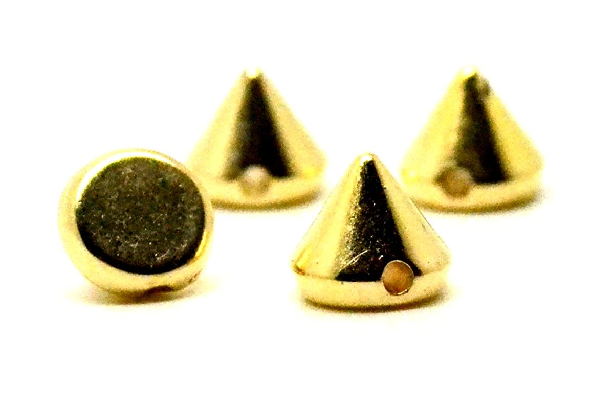 Eimass ® CCB Acrylique Pointe Spike en perles, des clous, de la colle à coudre et coller à vêtements, sacs & Chaussure Ornements EIMASS®