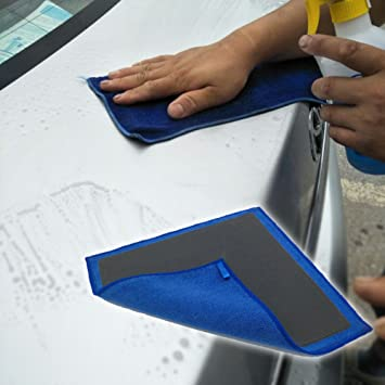 Manopla de arcilla mágica para lavar el coche o lavar el coche, cuidado de la