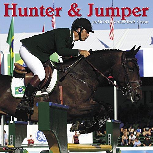 Hunter & Jumper 2018 Wall Calendar (Hunter Jumper)