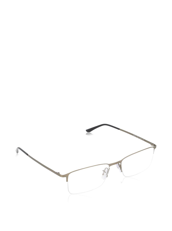b7028c5d560 GIORGIO ARMANI Eyeglasses AR 5010 3037 Matte Golden Gunmetal 54MM at Amazon  Men s Clothing store
