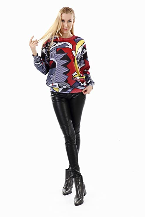 Amazon.com: Deole Women Sweatshirt Picasso Abstract Painting Printed Sweatshirt Moletom Female Hoodie Outside Woman Sudaderas: Sports & Outdoors