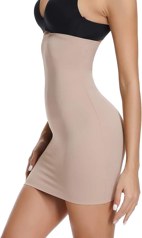 RRP £18 Shapewear Avon Body Illusion Waist // Half Slip Underskirt Size 8//10
