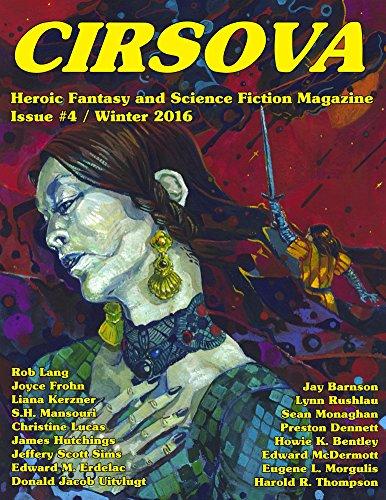 Cirsova #4: Heroic Fantasy and Science Fiction Magazine