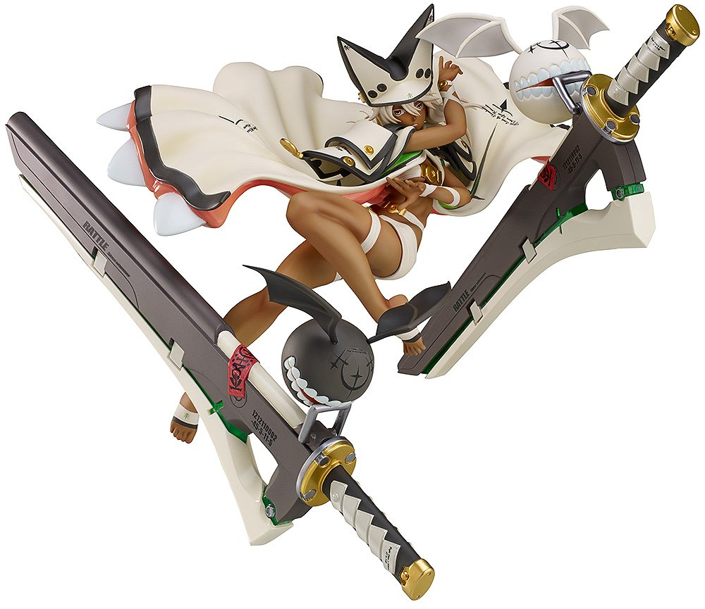 FREEing Guilty Gear XRD Ramlethal Valentine 18 Scale PVC Statue