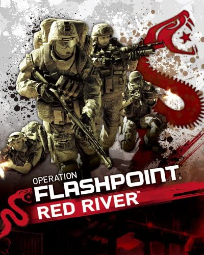 OPERATION FLASHPOINT: RED RIVER 【Codemasters THE BEST】 - PS3
