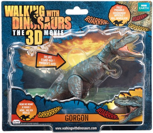 Price comparison product image Walking With Dinosaurs - Gorgon - Talking Dinosaur by Vivid Imaginations