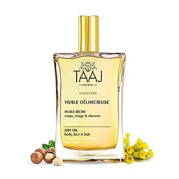 Amazon.com: Delicioso aceite seco para cuerpo, piel, rostro ...