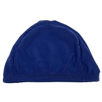 f0e48b16e33d3 Adult Womens Mens Caps Swim Cap Pool Swimming Hat - Blue, Swim Caps -  Amazon Canada