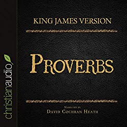Holy Bible in Audio - King James Version: Proverbs