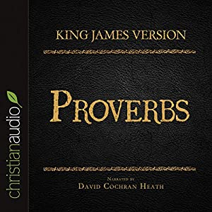 Holy Bible in Audio - King James Version: Proverbs Audiobook