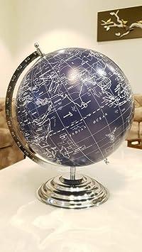 Cosmic Globe Exports-Educational Political Globe Large with chrome plated arc ;WORLD GLOBE 12 inch ;globe for kids ;globes for student ;globes for teachers ;desk globe ;globe for office table ;globe for office ;globe for kids study room