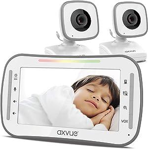 Video Baby Monitor, 4.3