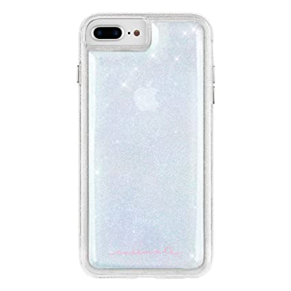 finest selection 70ddb d98c2 Amazon.com: Case-Mate Apple iPhone 8 Plus/7 Plus/6s Plus/6 Plus ...