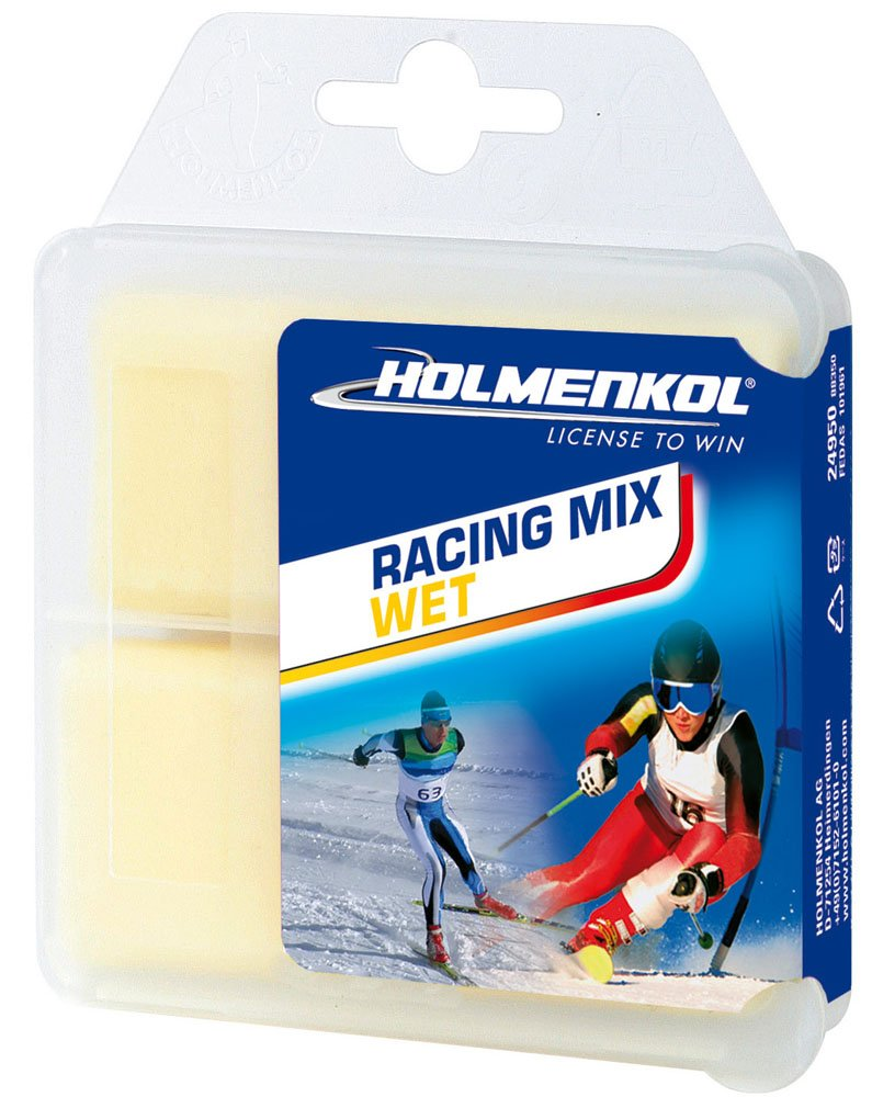 Holmenkol Racing Mix Wet 2x35g by Holmenkol