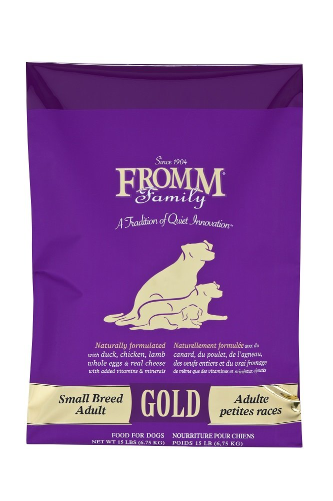 85%OFF Fromm Gold Small Breed Adult Dry Dog Food