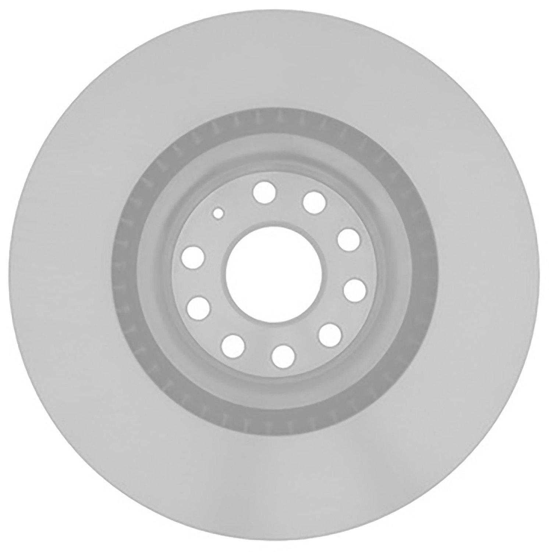 ACDelco 18A2449AC Advantage Disc Brake Rotor