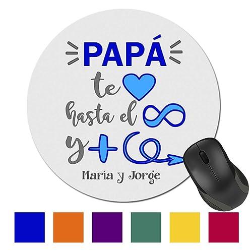 Alfombrilla Ratón Personalizada/Padre/Papa/Regalo Original ...