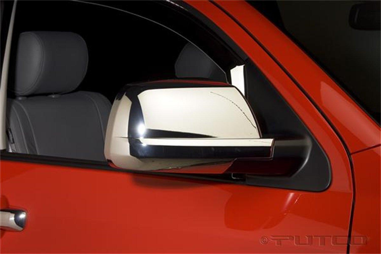Putco 400127 Chrome Mirror Overlay for Select Toyota Models