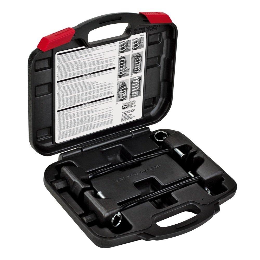 Powerbuilt 648627E 2 Piece Strut Spring Compressor Kit